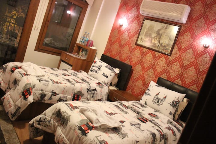 Boomerang Guest House Ephesus Twin  and double bed