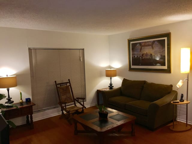 Appealing Apartment - Value/Economy/Pickup/Dropoff - Greensboro - Apartamento