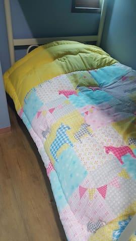 Happy single room^^ - 서울특별시 - Bed & Breakfast