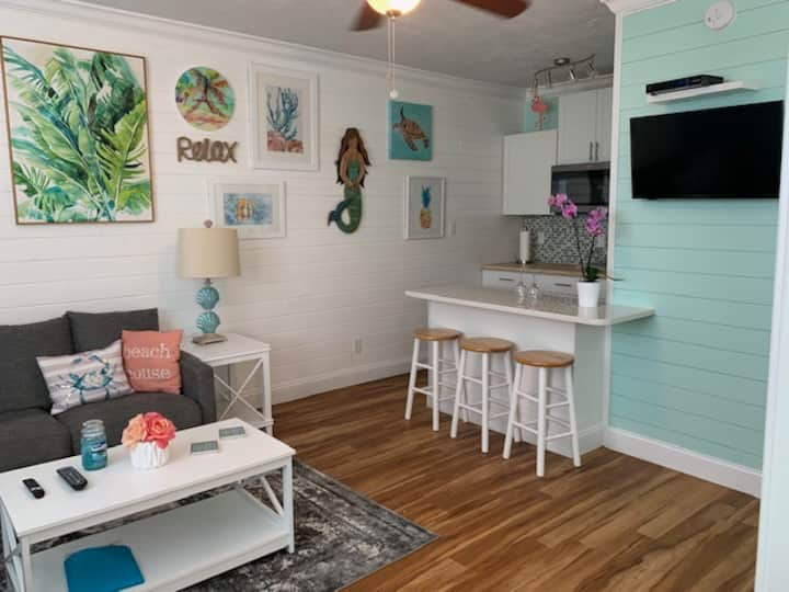 Beachy Bungalow