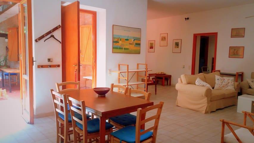 Giovanni's home direct to the beach - Fondi - Casa