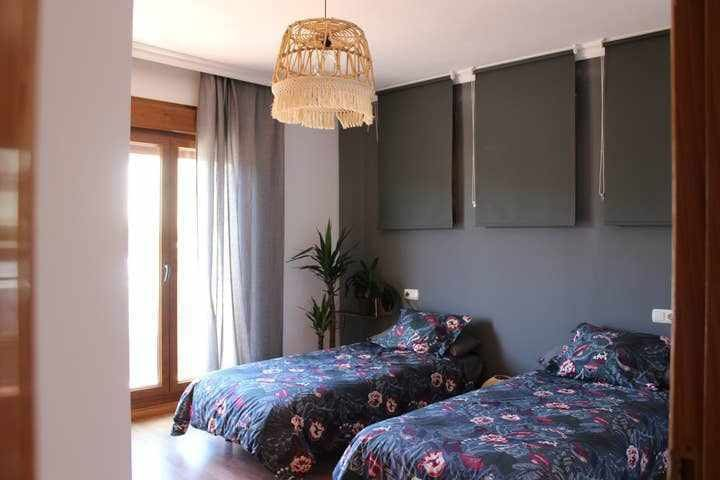 Marbella CENTER, priv bedroom with swimming pool