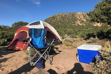 Hike by Light 402  Tent under stars 2 nights for 1