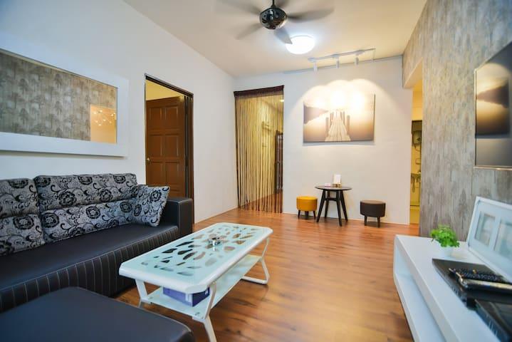 Dahong Island Homestay - Malaka - Apartemen