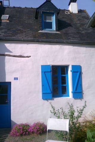Penti breton à 300m de la plage - Locquirec - Rumah