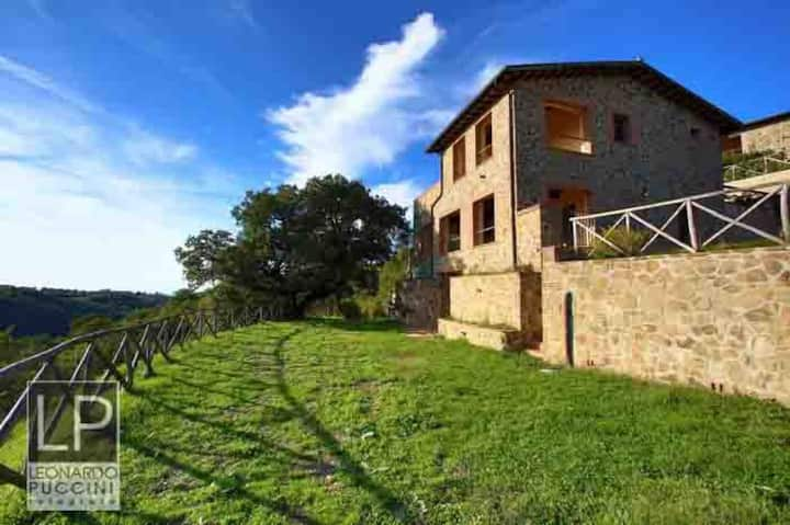 Farm-house in Tuscany-Maremma