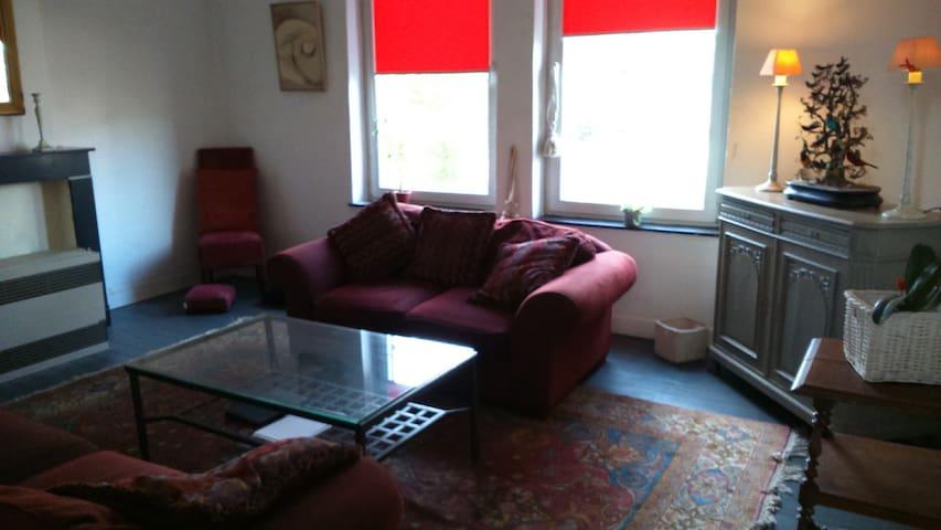 Duplex en plein centre ville. - Charleroi - 公寓