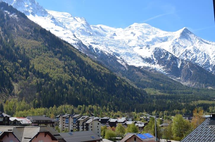 Studio Panoramique Aiguille du Midi Chamonix