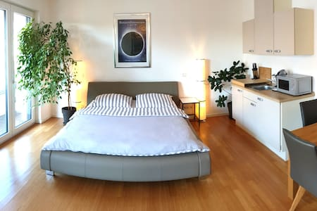 40sqm city-room + ug-parking