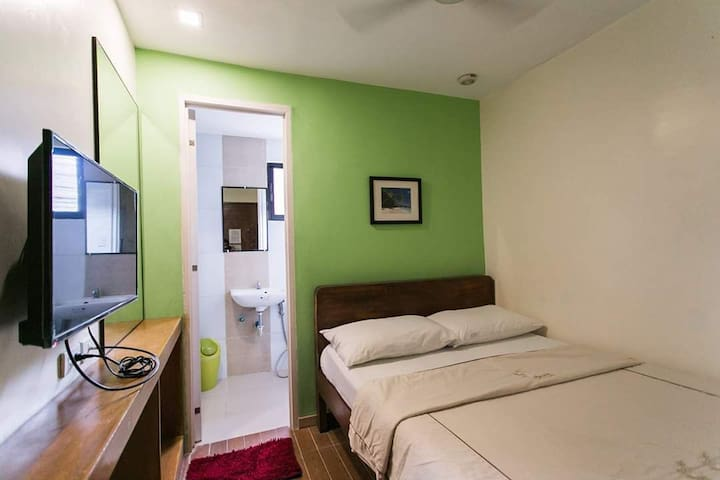 Standard room in new building
