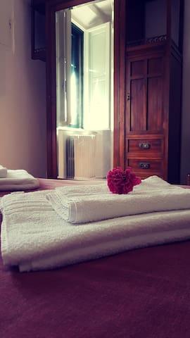 Double Room Pisa Lodge