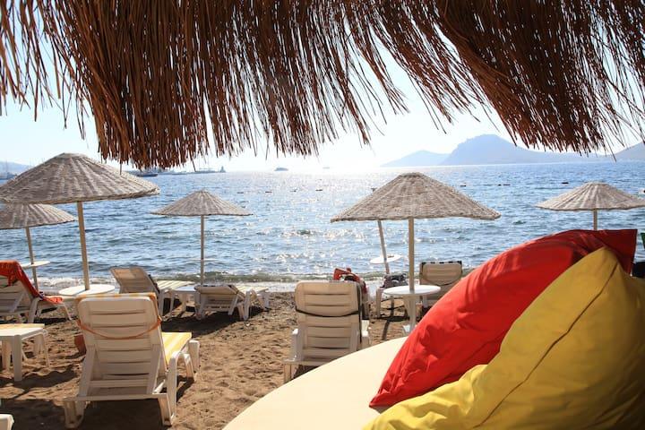 Yalıkavak Center, next to the Sea, Paradise