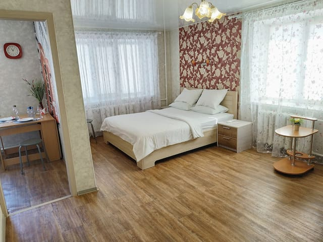 Квартира ЛЮКС рядом с АВТО,ЖД вокзалами, VIP LEVEL