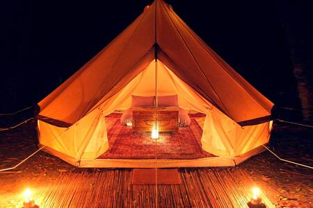Glamping at Blueys Beach - Blueys Beach
