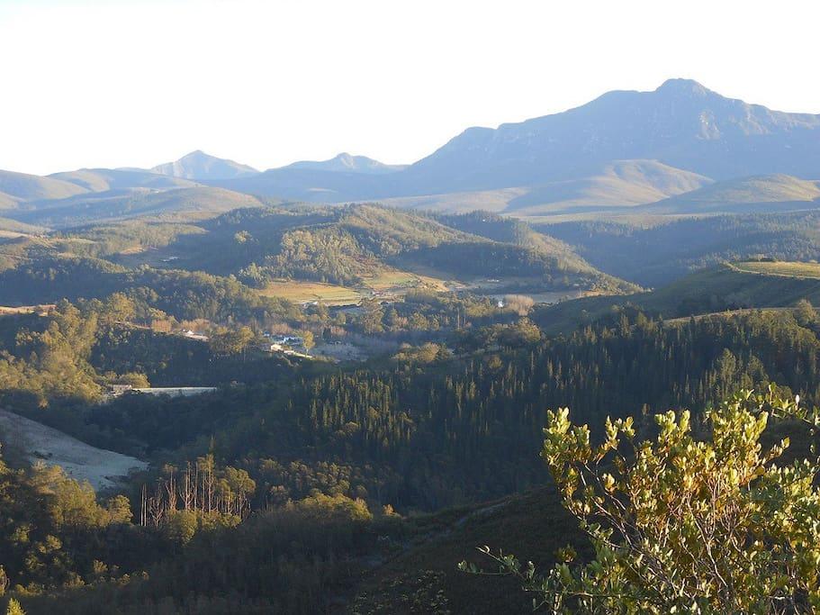 Mountain veiws