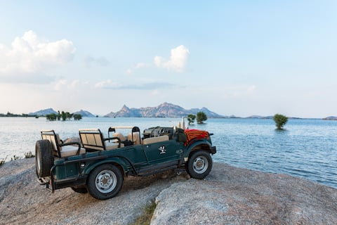 Perfect Stay amidst Wildife & adventure in Jawai