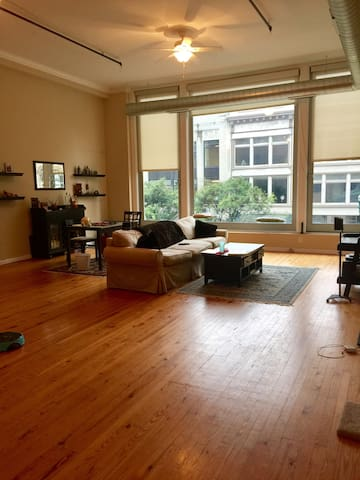 1 Master Bedroom In Beautiful Downtown Loft Lofts For Rent In Syracuse New York United States