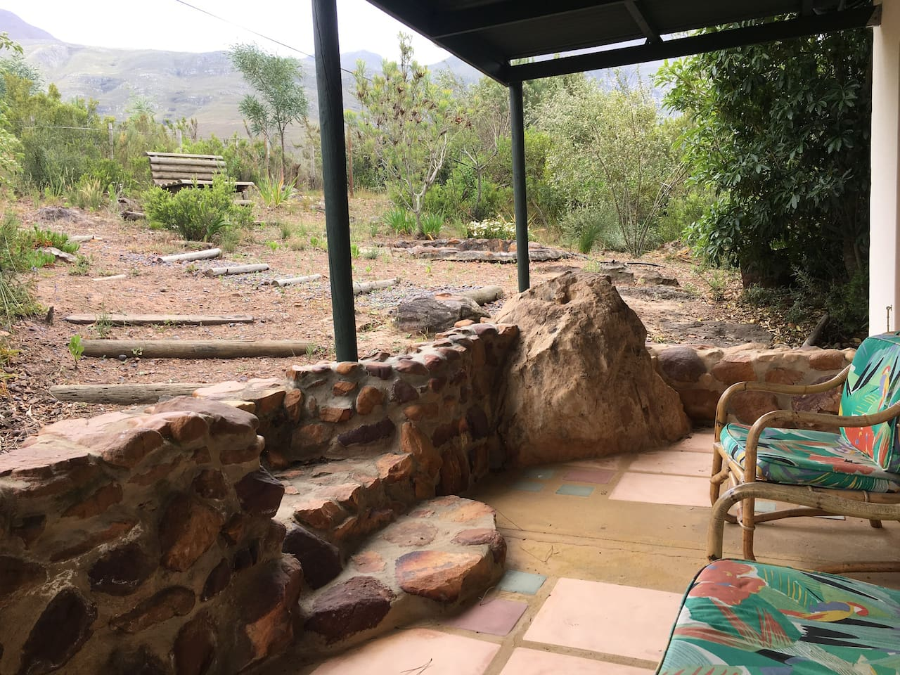 on top guest cottage guesthouse for rent in greyton western