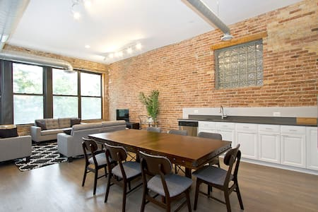 Spacious 5BR in Wicker Park - Lakás
