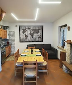 CHALET IN THE NATIONAL PARK OF MAJELLA