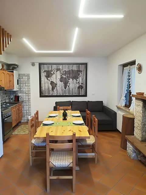 Chalet in the National Park Of the Majella