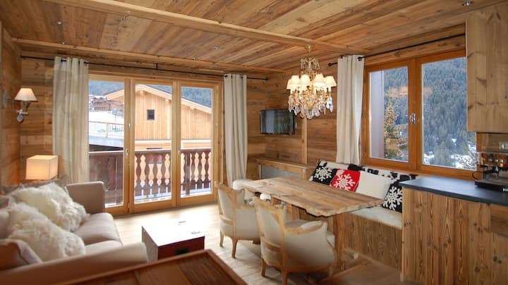 Apartment in Courchevel Moriond
