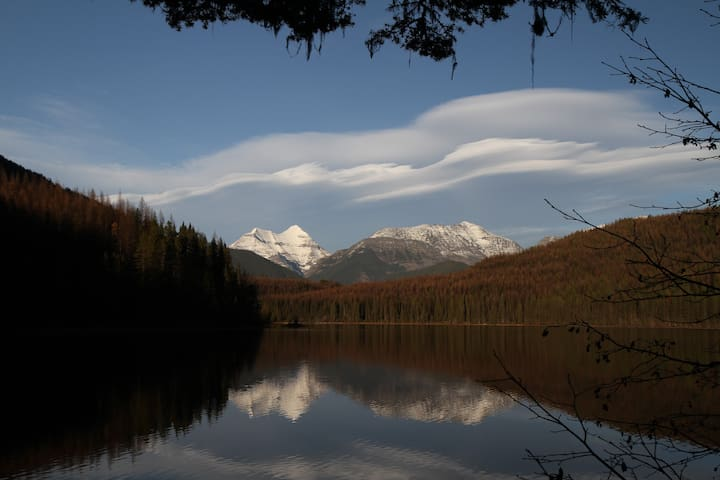 Gateway to Glacier National Park