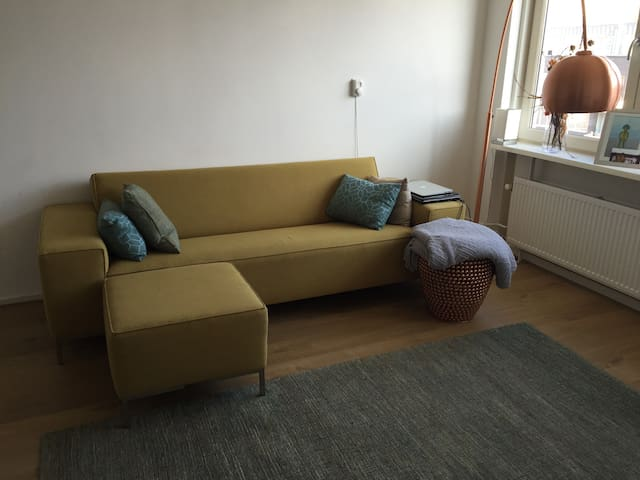 Cozy room with double bed. - Amsterdam - Lejlighed