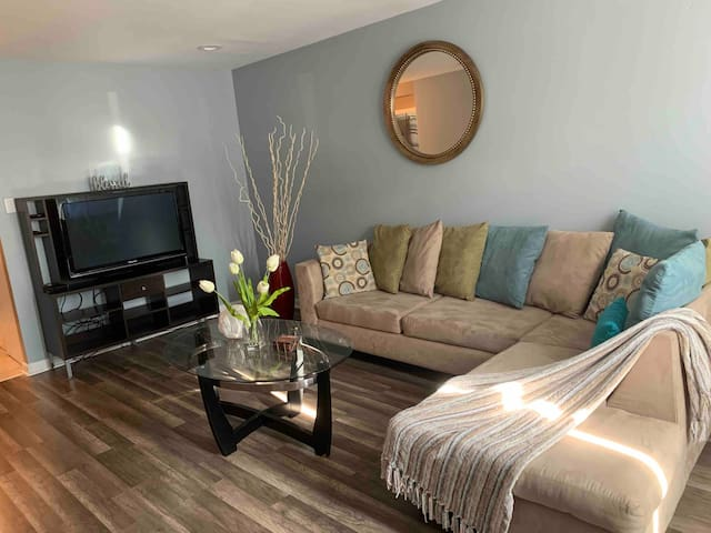 Appealing Newly remodeled two bedroom condo.