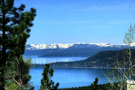 Spectacular Lake Tahoe  & Ski View - Incline Village - House