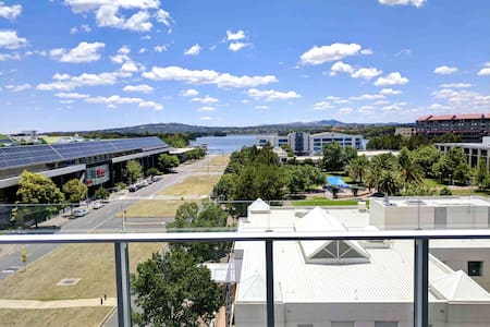 1 Bedroom Luxury Apartment - Belconnen