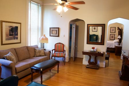 Ayers Mansion II Suite A - DeWolf Extended Suites