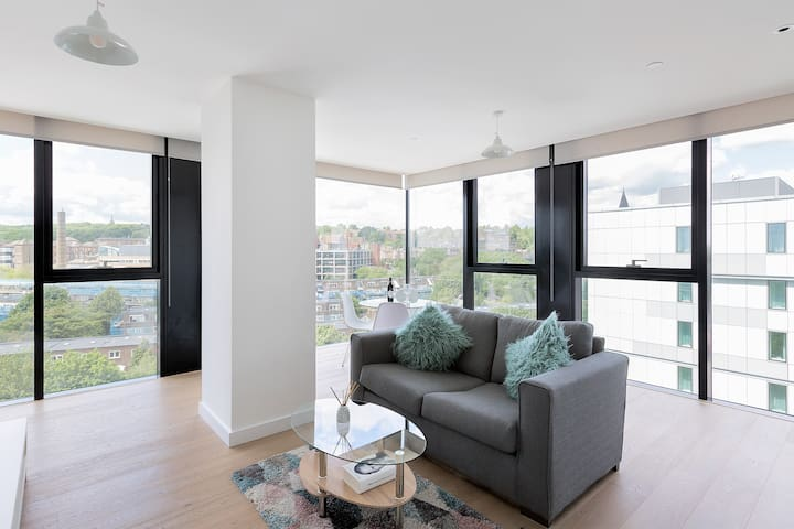 Luxury one bedroom in Archway