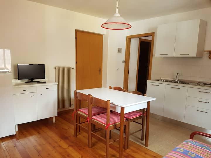 Appartamento per vacanze a Palù del Fersina