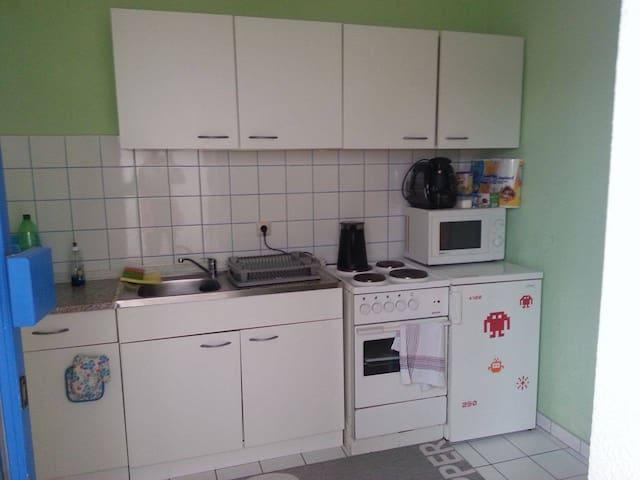 Anliegerwohnung zur Vermietung - Nackenheim - アパート