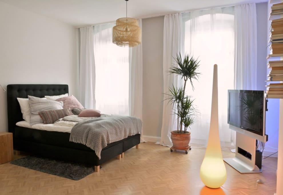 Appartement prenzlauer berg ii appartements en r sidence louer berlin - Appartement a louer berlin ...