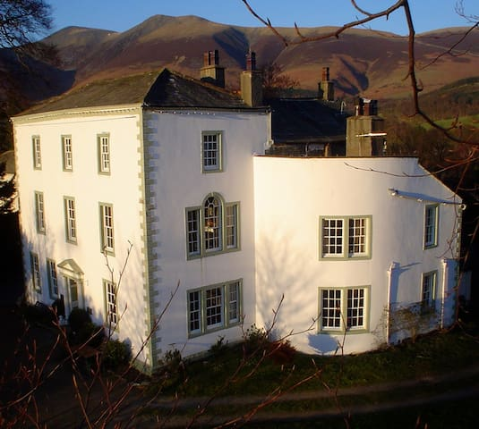 The Coleridge Wing - sleeps up to 6 - Keswick - House