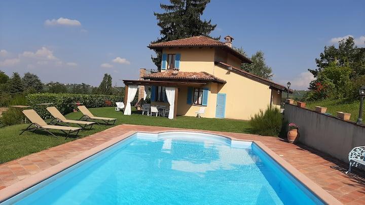 Villa Ada con parco  e piscina