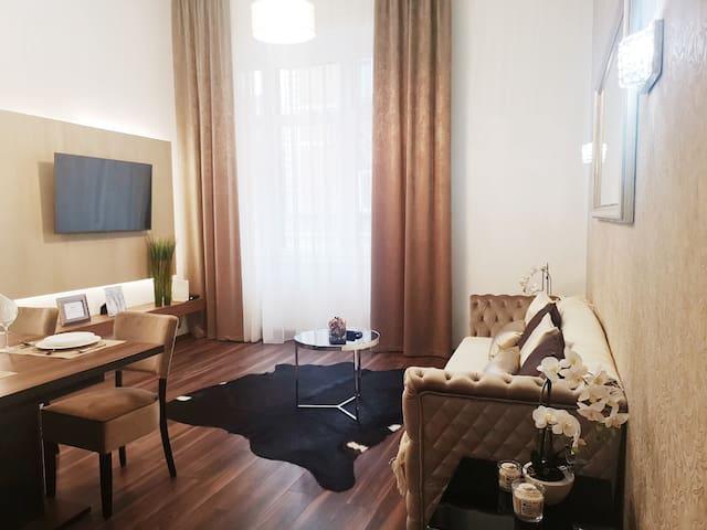 Luxury Design Apartment Margaret Island 3Bedrooms