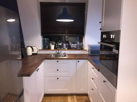 Cosy flat in the heart of Lerwick
