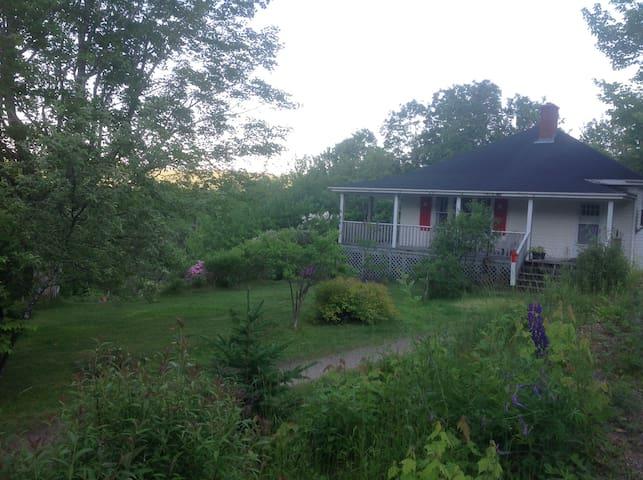 Margaree River Cottage