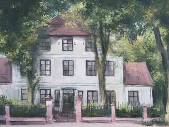 Historische Landvogtei -  Schreiberflügel - Süderstapel - Dormitorio para invitados