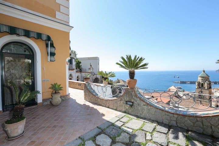 Villa Rosario Amalfi