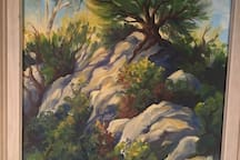The Arroyo, oils $250