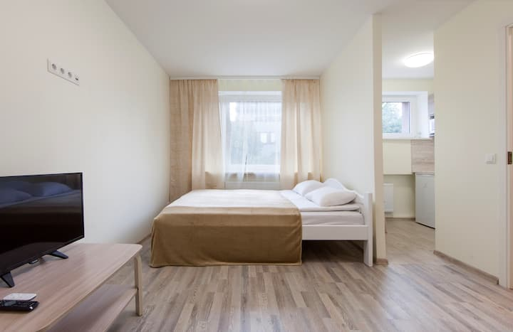 Freshly renovated Apartment in city centre