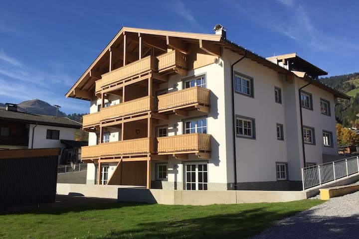Petit complexe d'appartements Residenz Edelalm dans un superbe quartier à Brixen