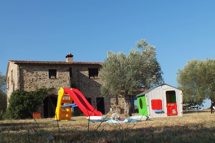 Tipico casale  a  Castiglione della Pescaia - Castiglione della Pescaia - Bed & Breakfast