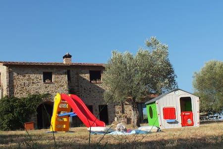 Tipico casale  a  Castiglione della Pescaia - Castiglione della Pescaia