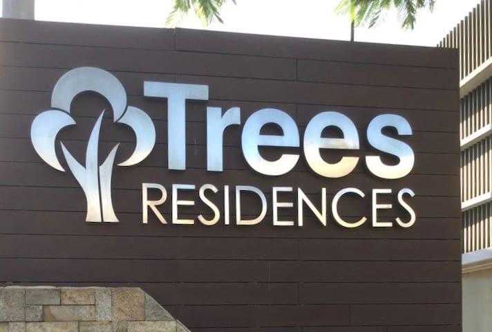 SMDC Trees Residences - 2 Bedroom Unit