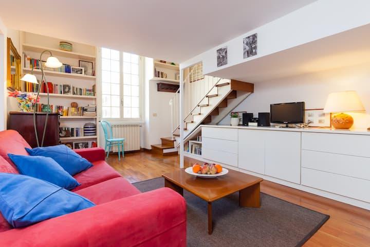 cozy home in testaccio